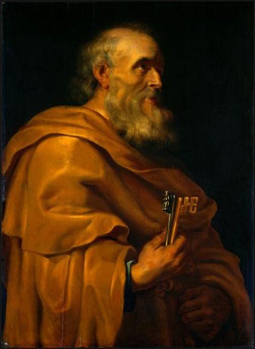 St. Peter by Peter Paul Rubens