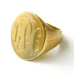 thinking about getting a signet!