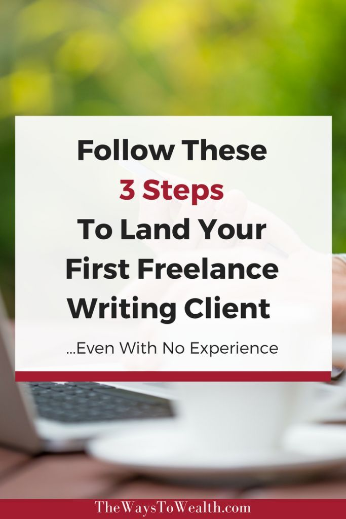 lance writing jobs for beginners steps to get your first  follow this simple three step formula to get your first high paying lance writing client