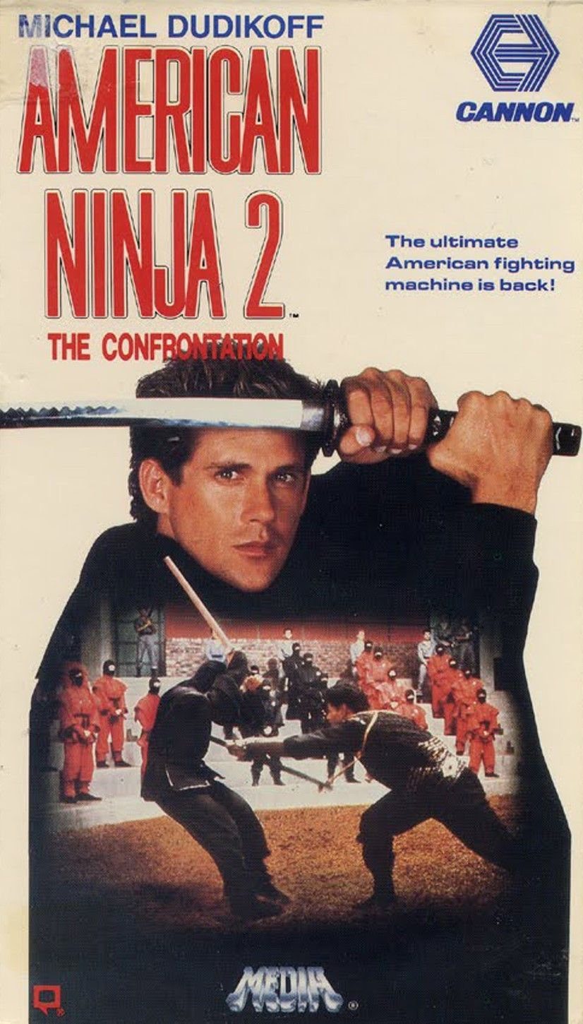 American Ninja 2 The Confrontation 1987 On A Remote Caribbean