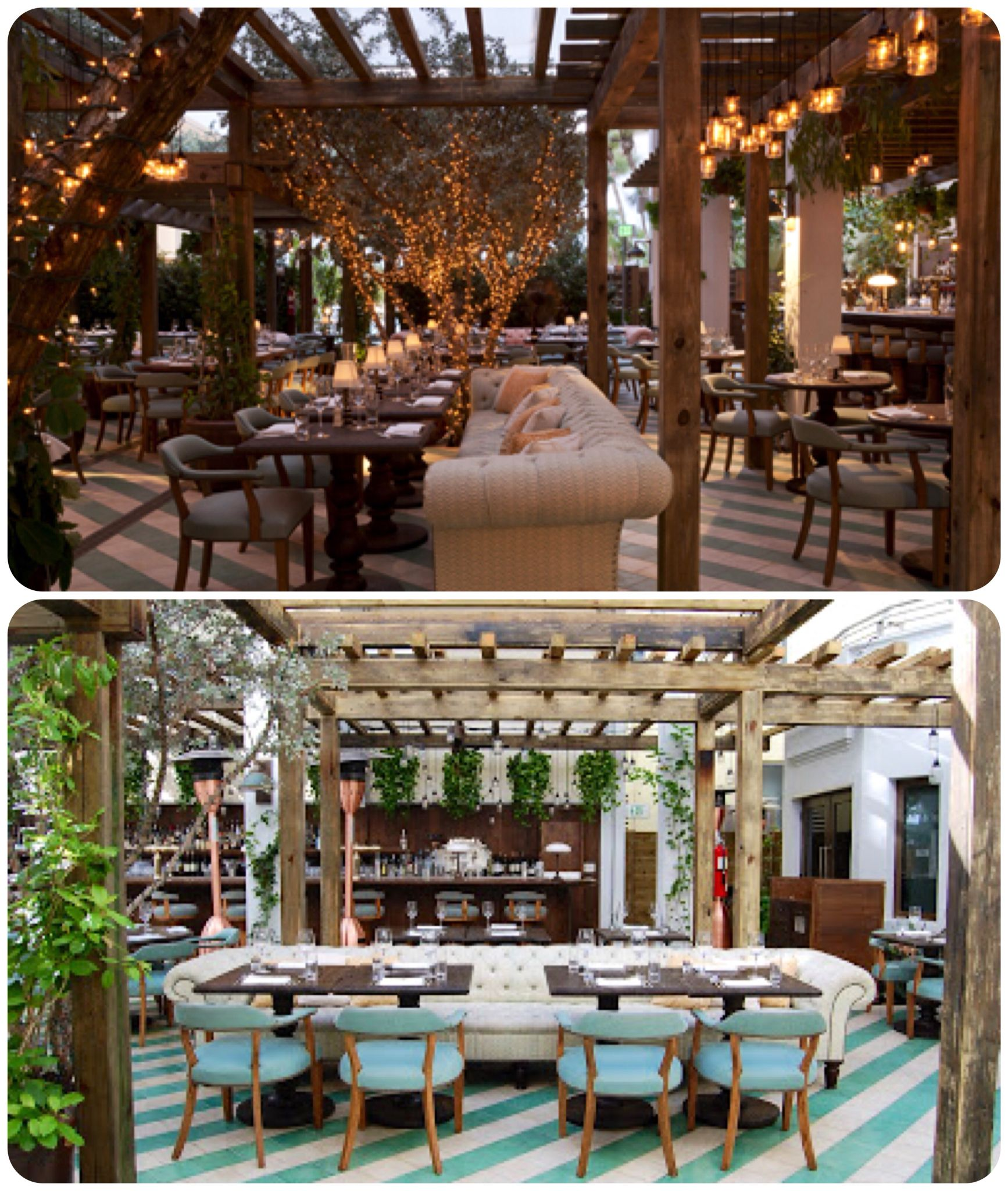 Day & Night in Soho House Miami Hotel | Lounge Bar in 2019