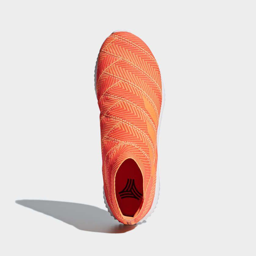 50e5f2d638b Nemeziz Tango 18.1 Shoes Orange 11.5 Mens