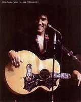 Elvis in Las Vegas. August, 1969