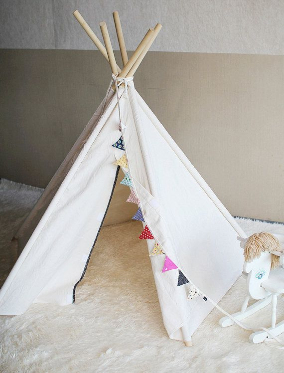 SOABE Simple Indian tent, teepee tent, kids toy, children toy ...