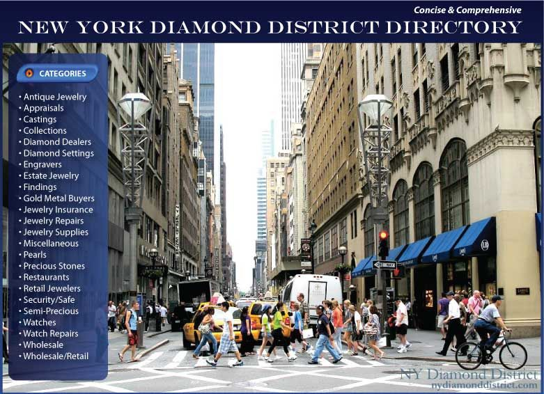 Diamond District Diamond District Nyc Diamond District New York