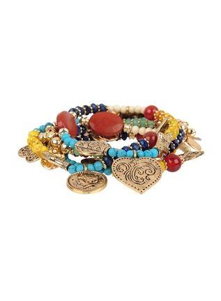 Bee Charming Jewelry Maya Bracelet Set