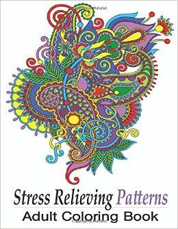 Stress Relieving Patterns Adult Coloring Book Detailed Designs And Beautiful Creative Books For Adults Volume 3