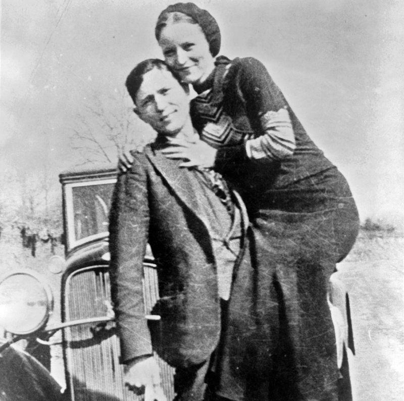 For Sale Original Poetry Handwritten By Bonnie And Clyde With