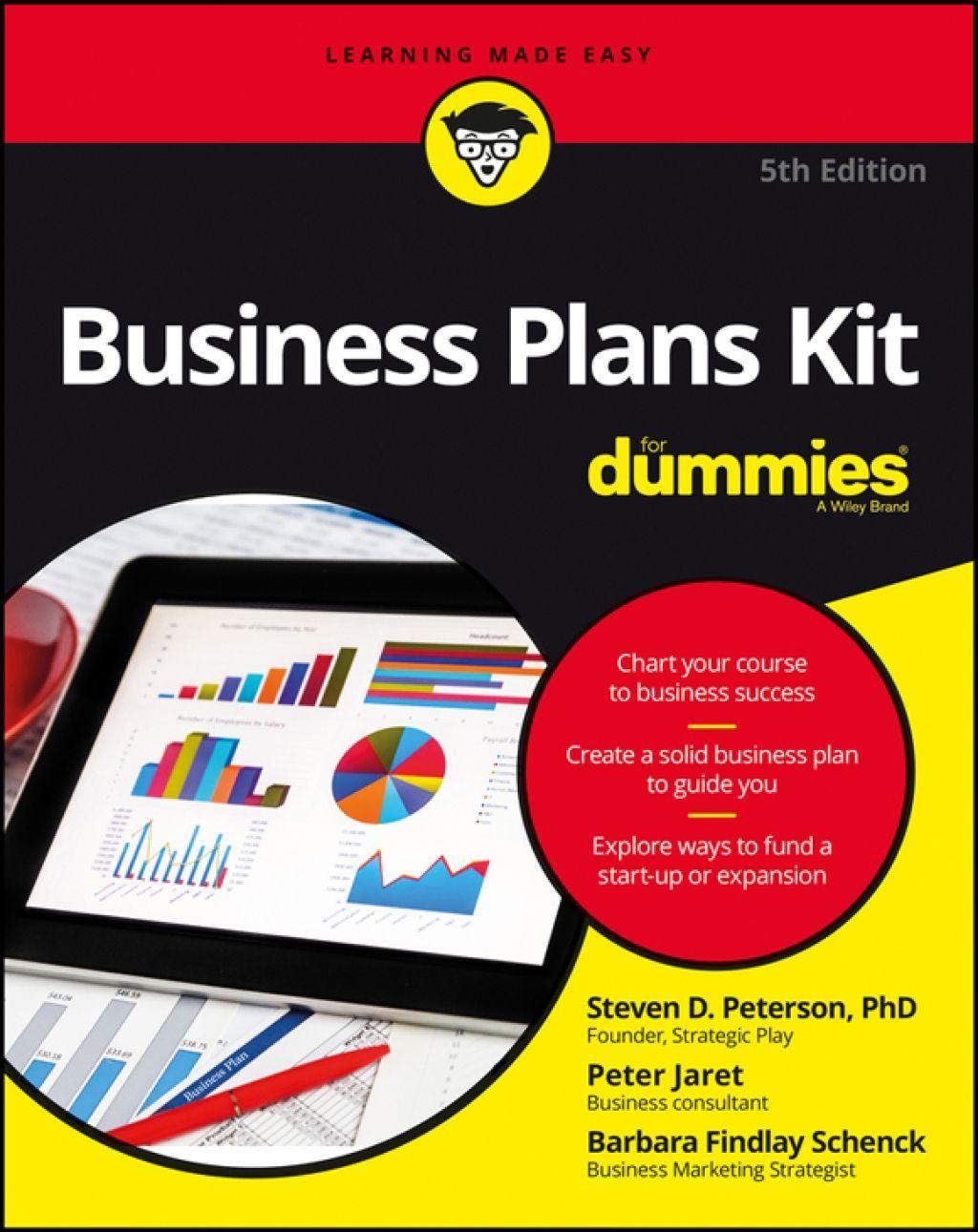 Business Dummies EBook Kit Plans Business Plans Kit