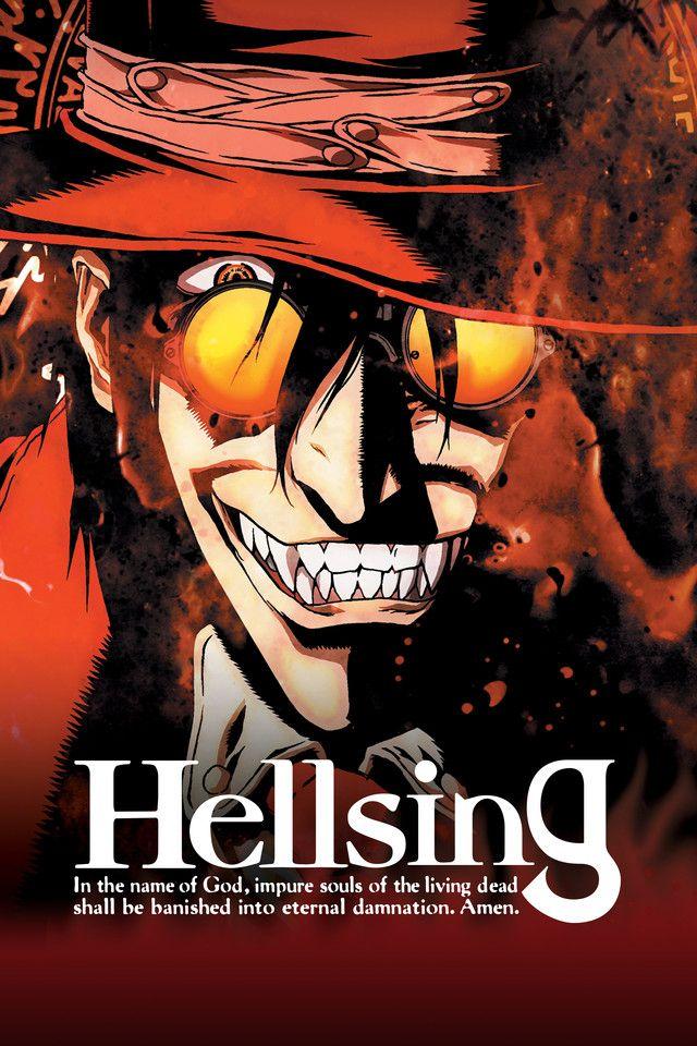 Crunchyroll Hellsing Watch on Crunchyroll Hellsing