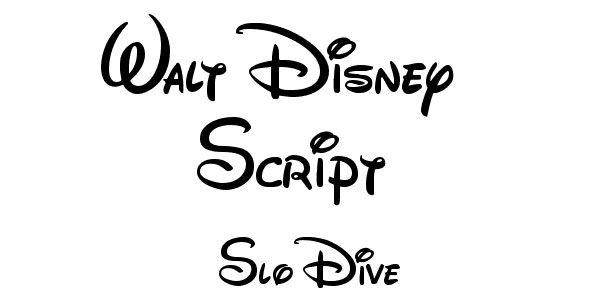 walt disney script font 19 Tattoo ideas Pinterest Walt disney