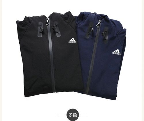 on sale df044 1fb10 Purchase 2018 Adidas Jacket 2018 New Style Fashion Trend 18777 L-4XL Black  Blue