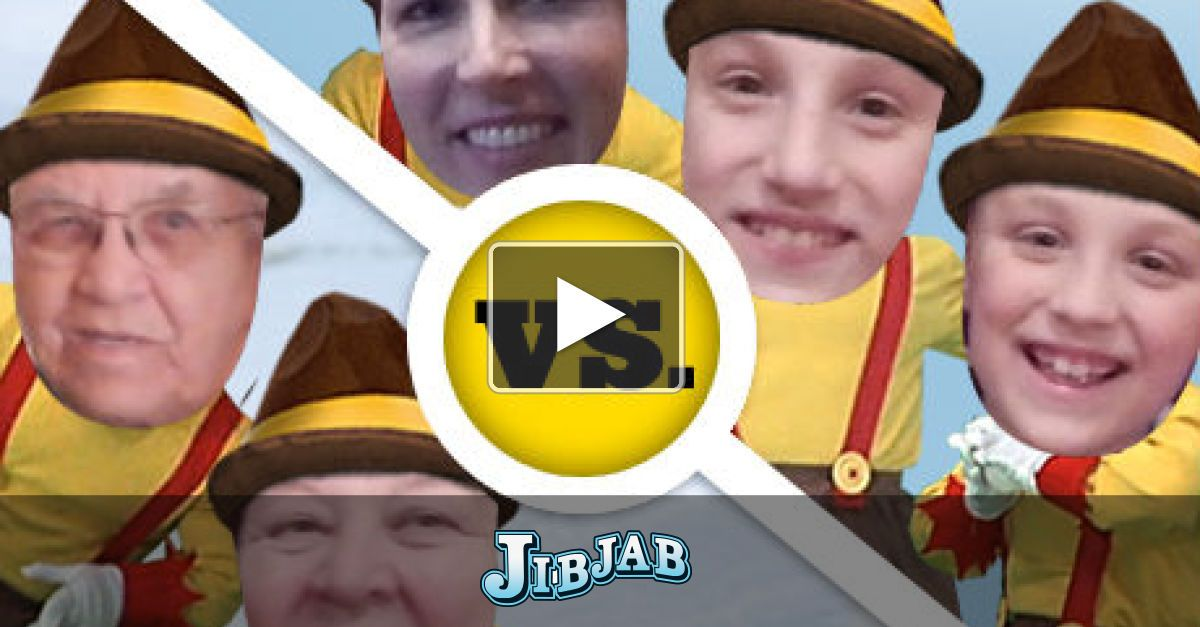 Fun with JIBJAB during the holidays | Holidays | Pinterest ...