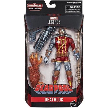 "Marvel Legends Deathlok 6/"" Action Figure Marvel Comics X Force"