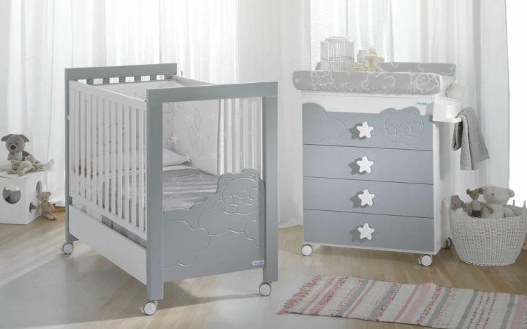 Babyzimmer komplett gestalten mit hochwertigen Babymöbeln