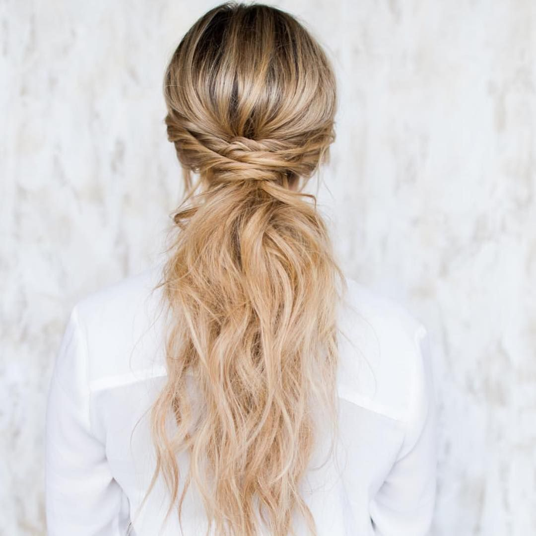 Cute Ponytail Hairstyles For Long Hair Hairiz Cute Ponytail Hairstyles Ponytail Hairstyles Easy Long Ponytail Hairstyles