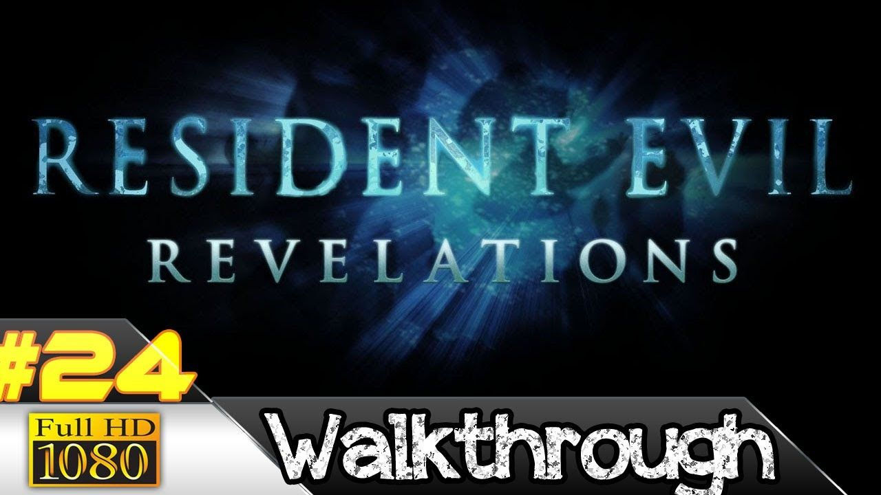 Resident Evil Revelations Gameplay Walkthrough - … | CHILD
