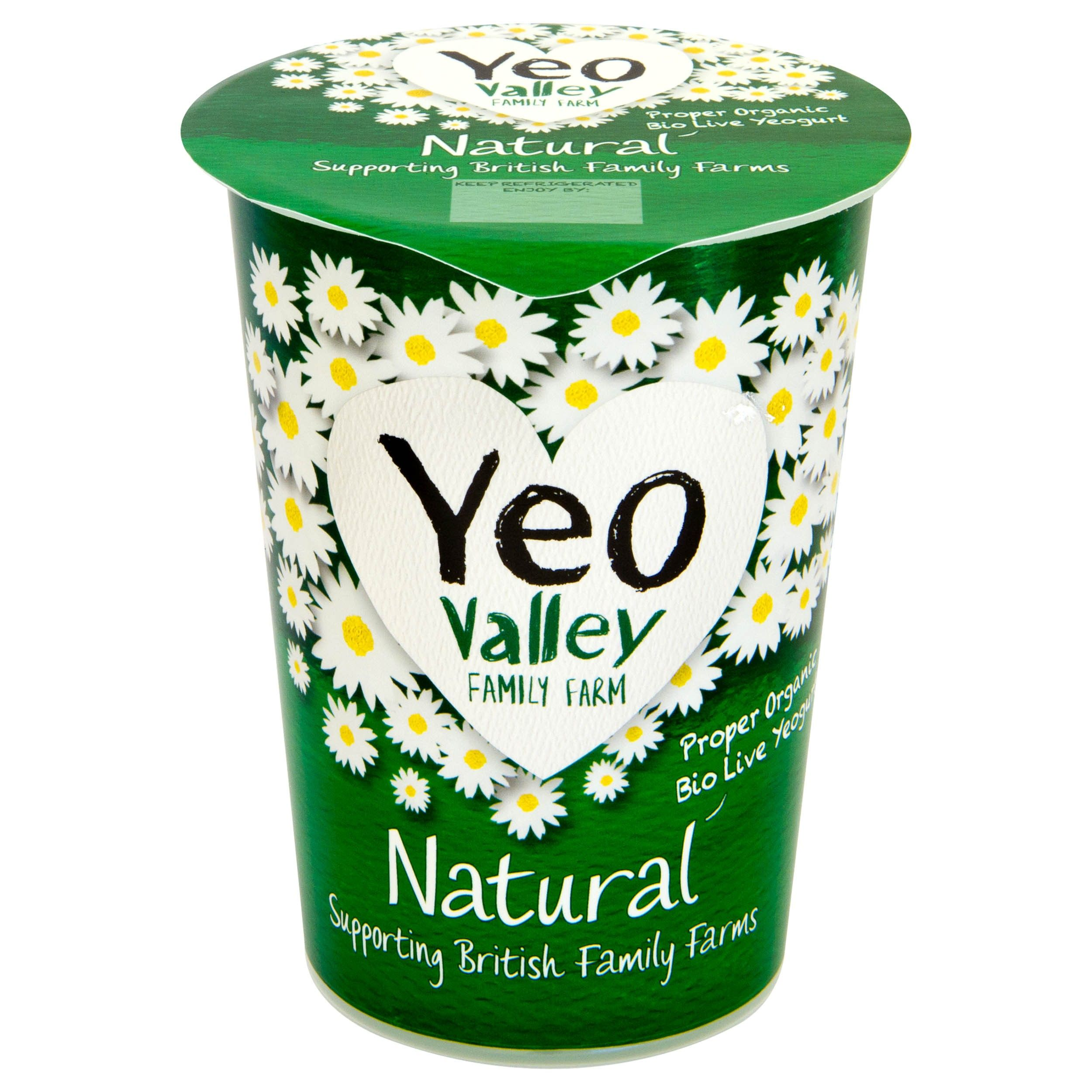 Is Yeo Valley Natural Yogurt Good For You