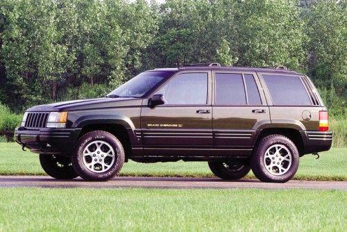 Jeep Grand Cherokee Zj 1993 1998 Jeep Zj Jeep Grand Cherokee Jeep