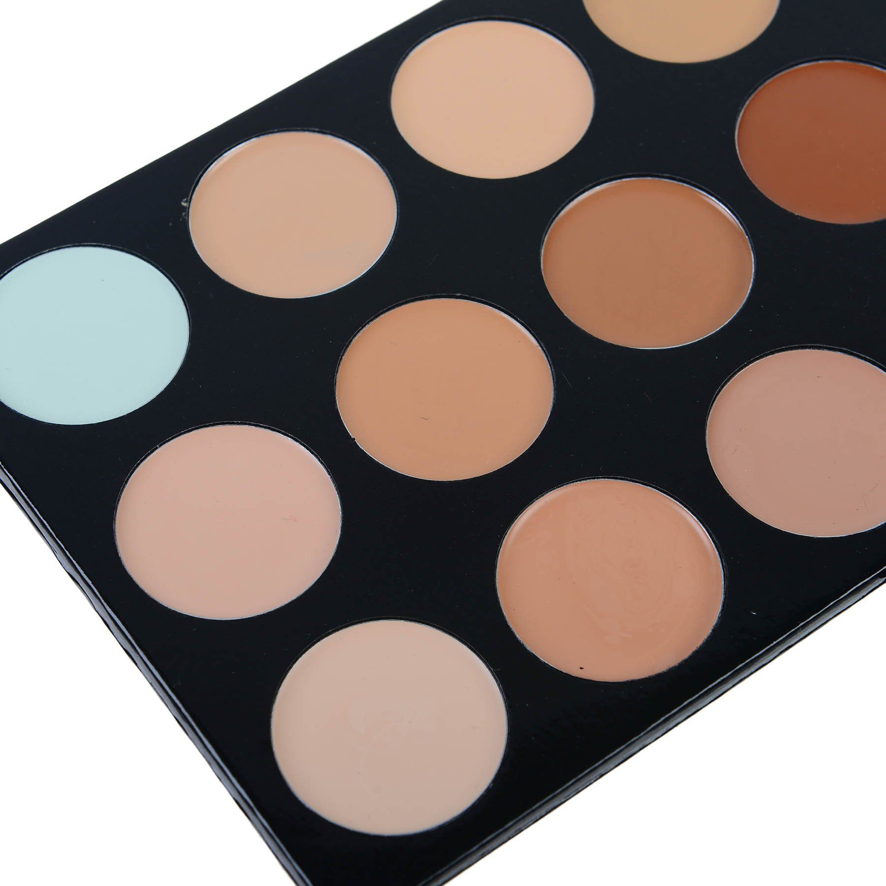 SHANY Masterpiece 15 Color Foundation Concealer Camouflage