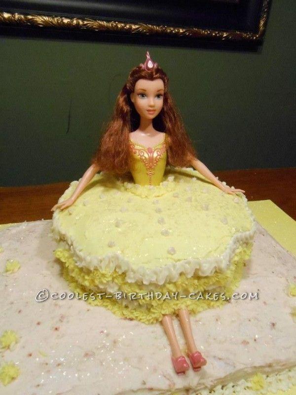 Coolest Princess Ballerina Birthday Cake ... This website is the Pinterest of birthday cakes