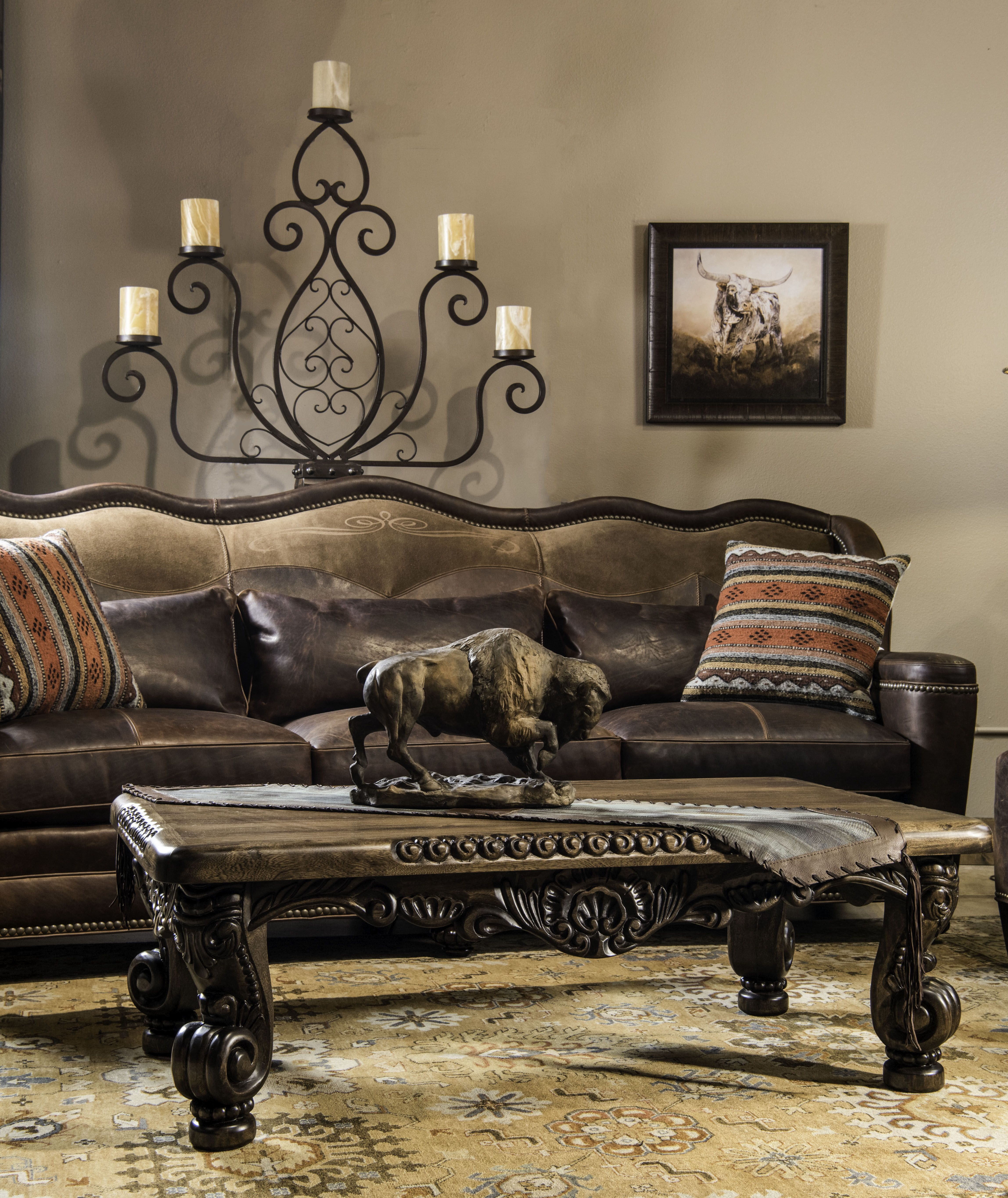 Living Room Western Furniture Company Adobeinteriors Com Western Furniture Western Bedroom Decor Living Room Decor