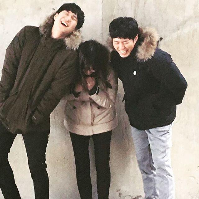 """#응답하라1988 의 세주역 #고경표 #류혜영 #박보검 의 즐거운 시간들! 슈어 12월호에서 확인하셔요 #슈어 #suremag #sure #sure_fashion """" Three protagonists of #Reply1988  #GoKyungPyo, #RyuHyeYoung, and #ParkBogum's fun times! Please check the..."""