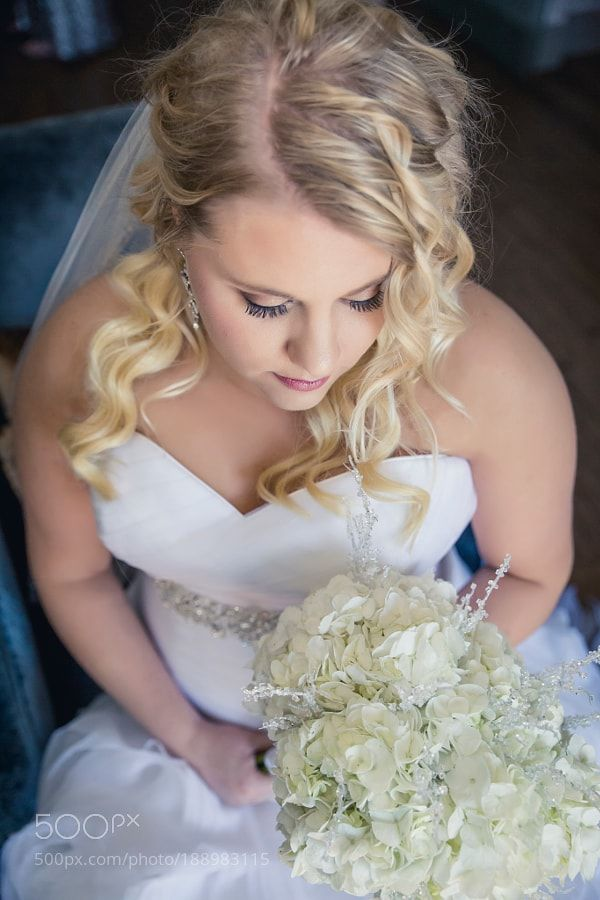 Beautiful Bride Kayla by sabers-design