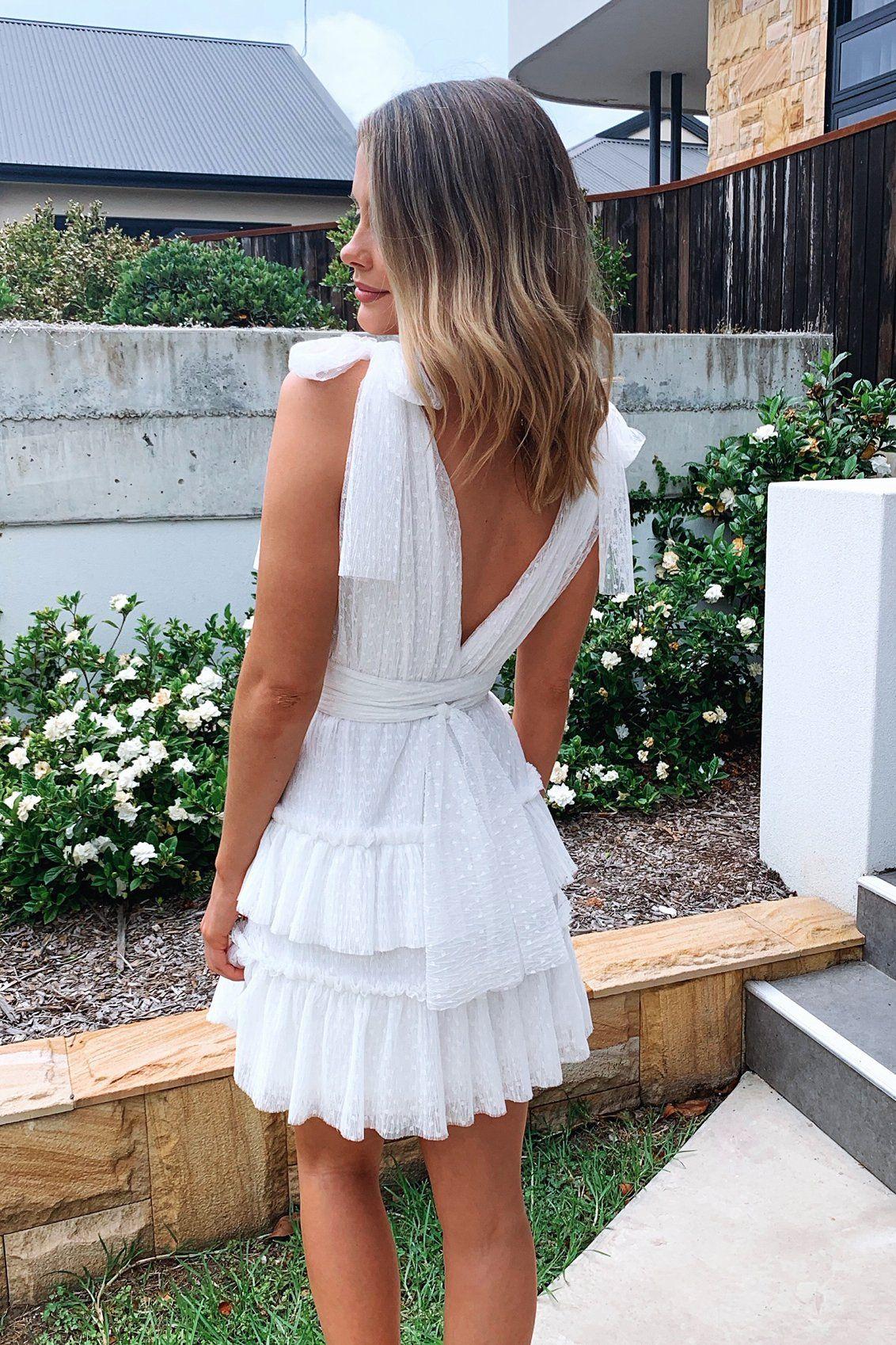 Destined For You Dress Rehearsal Dinner Dresses Dresses Little White Dresses [ 1698 x 1132 Pixel ]