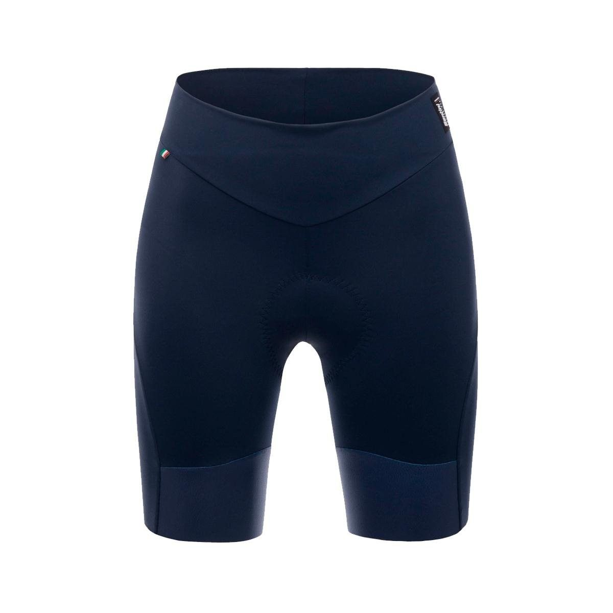 Alba Shorts - Acqua Blue - CI188ANLYDQ - Sports & Fitness Clothing, Women, Compression, Compression...