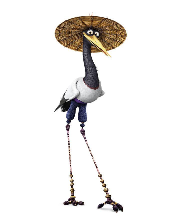 crane kung fu panda kung fu and panda