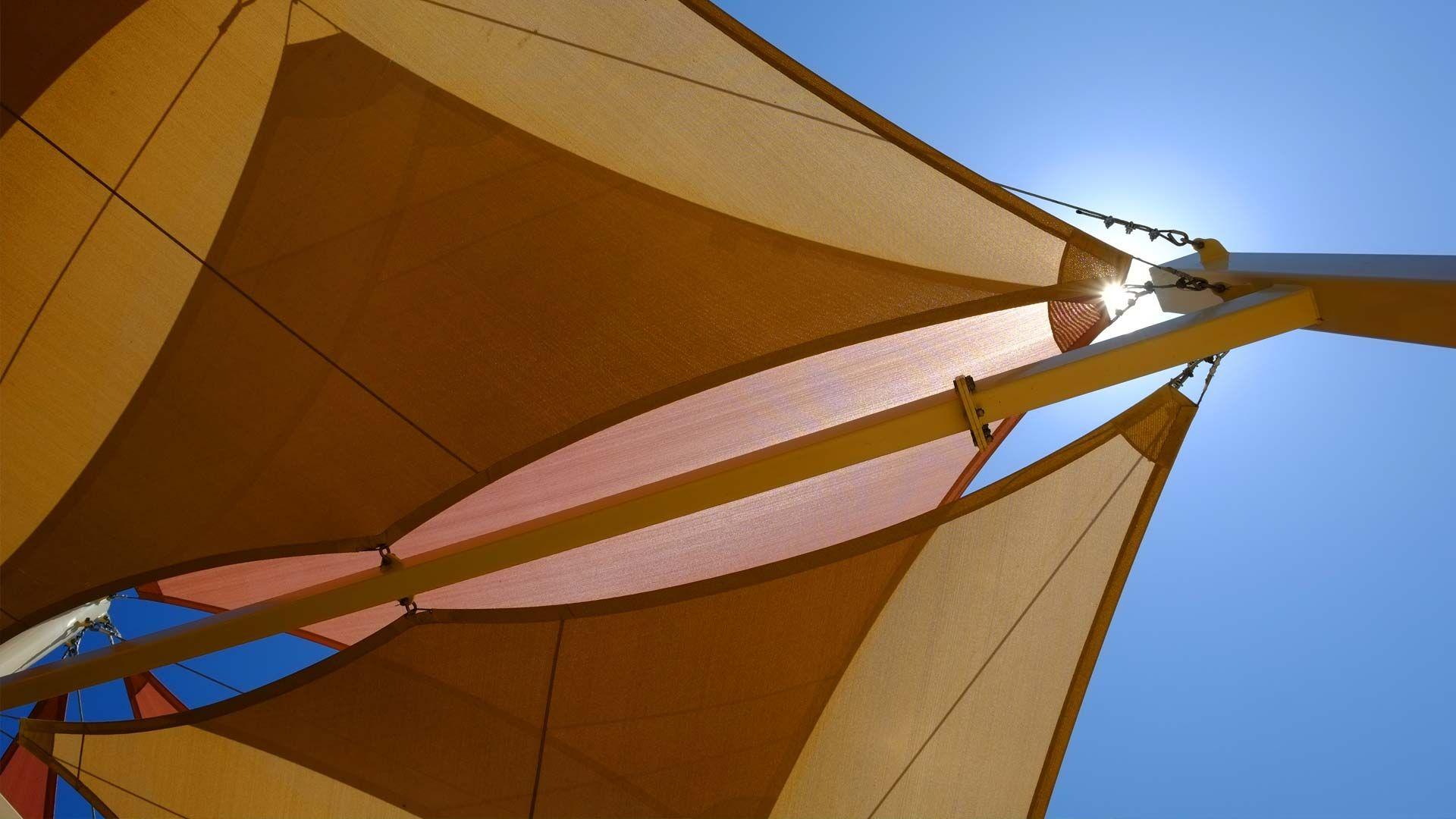 DIY Shade Sails Perth (With images) | Diy shades, Shade ...