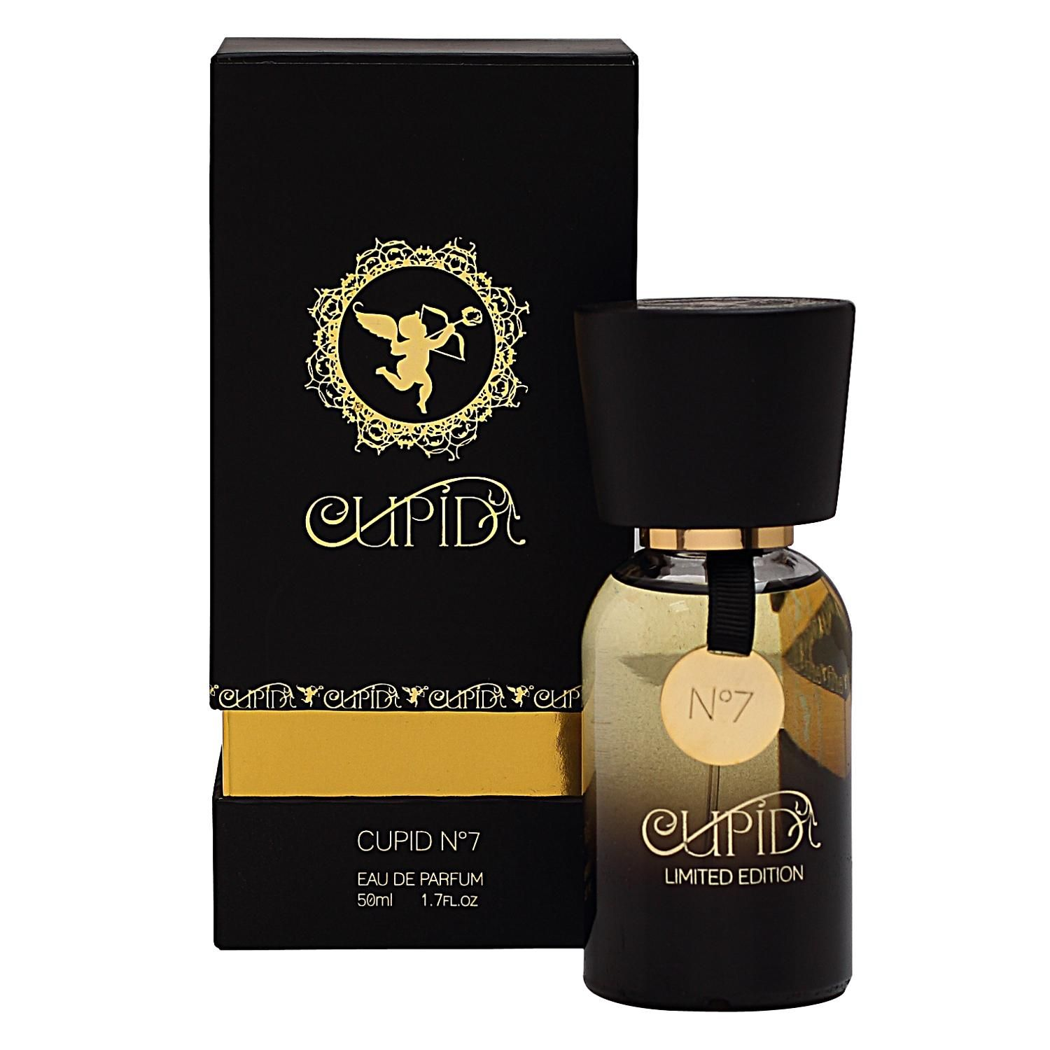 89dc38a69 CUPID No.7 50ML-Cupid N°7 is a strong perfume with plenty of woods. Smoky  notes of oud are mixed with a milky sandal. The warmth of amber is  lightened by ...