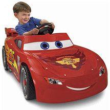 Walmart: Disney Cars Power Wheels Lightning McQueen 6-Volt Battery-Powered Ride-on