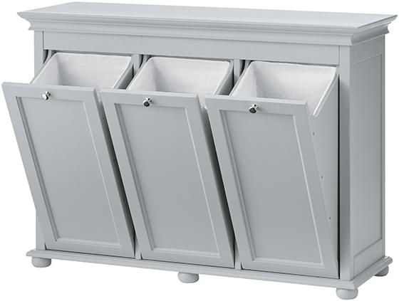 Hampton Bay Tilt Out Hamper Pinteres