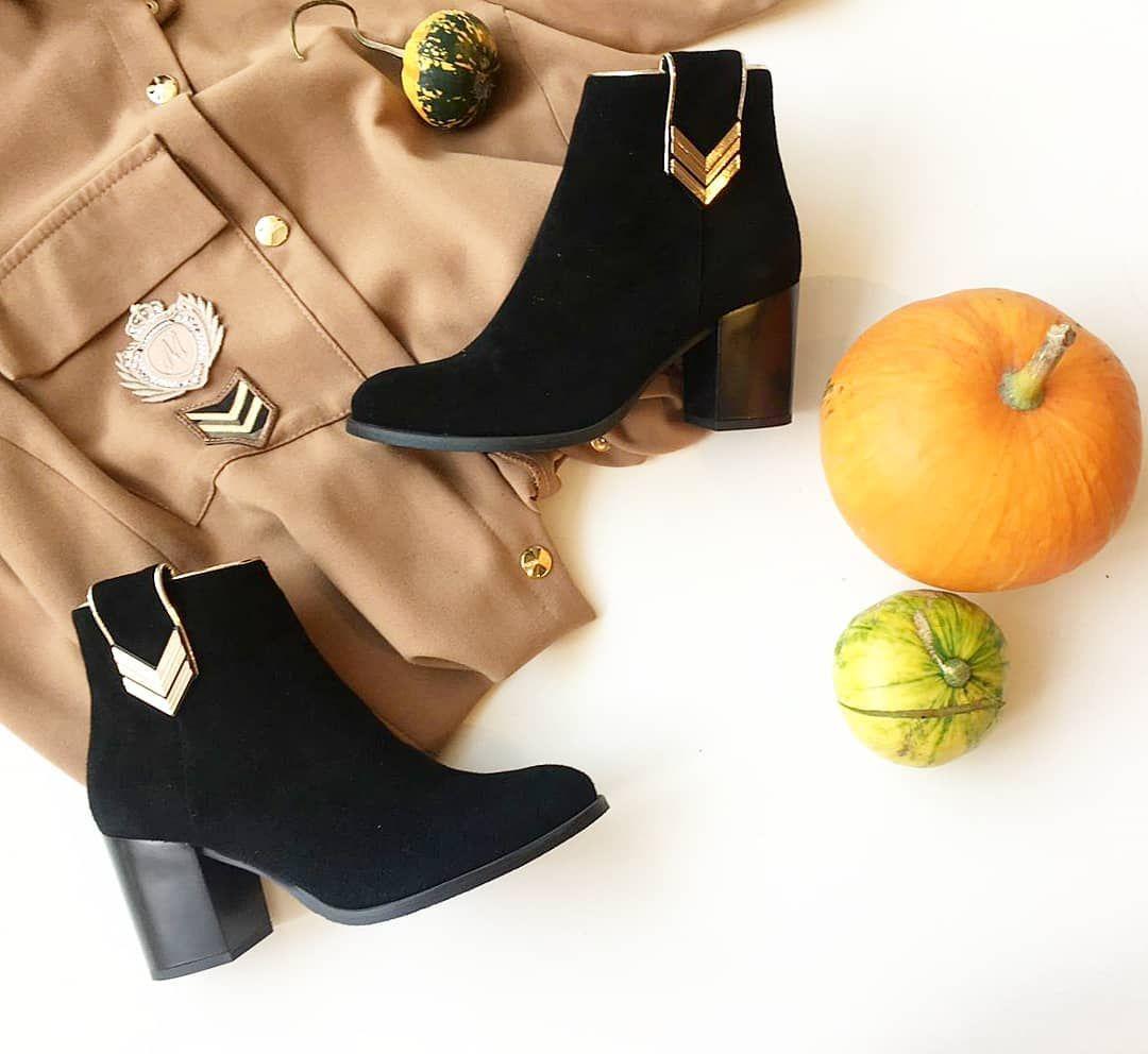 Polska Marka Nessi To Gwarancja Jakosci Modnego Designu Komfortu Chodzenia I Nietuzinkowego Looku Tu Botki Na Niewysokim Obcasie Ze Zl Shoes Fashion Boots