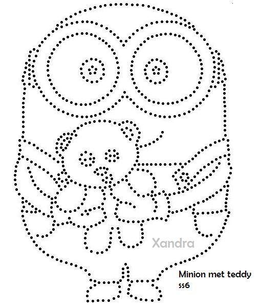 Hotfix minion Bob … | String art | Pinte…