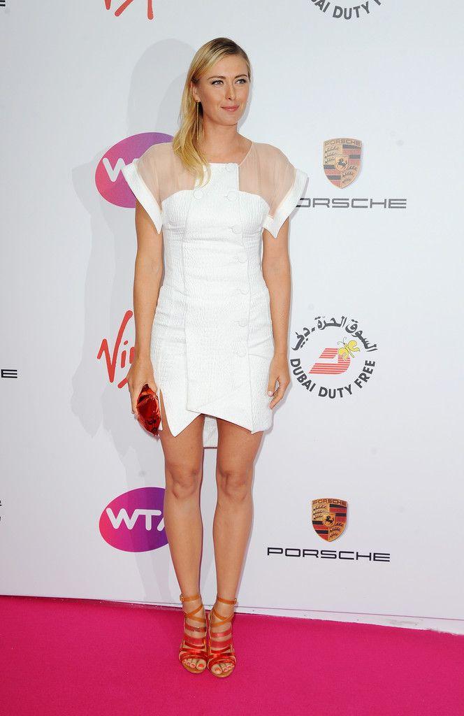 Maria Sharapova Photos Photos Arrivals At The Pre Wimbledon Party Wimbledon Party Maria Sharapova Photos Maria Sharapova