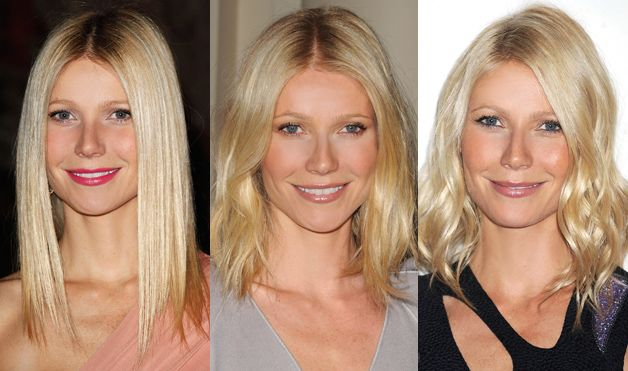 Gwyneth Paltrow Hairstyles – 15 Hairstyle Pictures - ELLE love the length