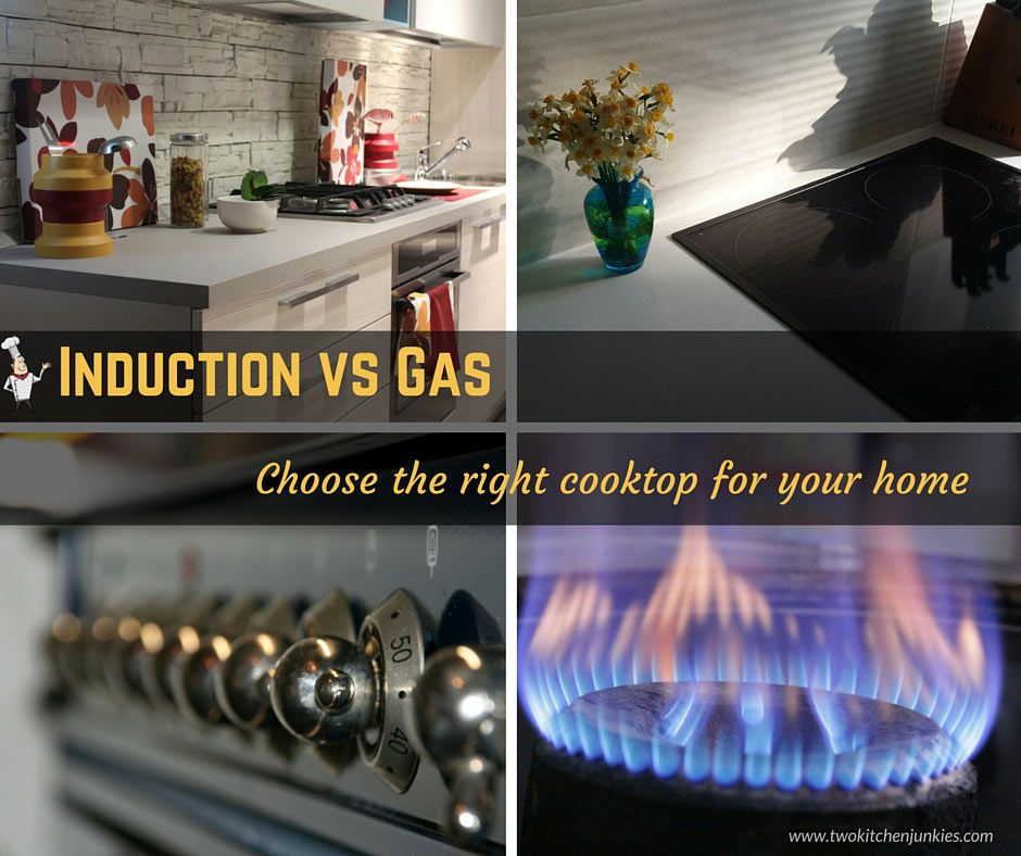 Induction Vs Gas Cooktops Which One Is Better For You Kitchen Stove Gas Stove Home Decor