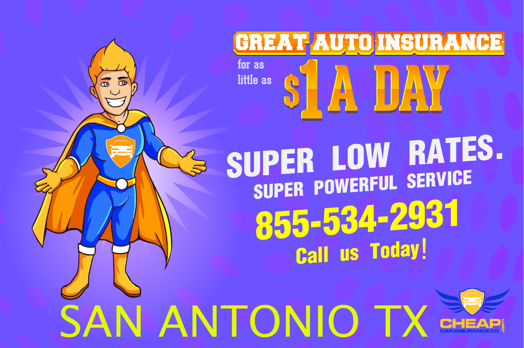Cheapest Car Insurance In San Antonio Texas We The Best In