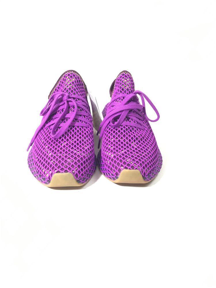 553c420bdd1105 Adidas Deerupt Runner D97052  Son Gohan  Size 8-1 2 Deadstock  adidas   Athletic
