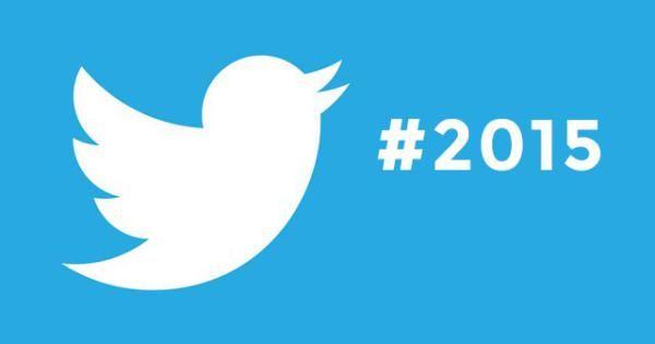 Vi state chiedendo quali #hashtag sono stati più popolari nel anno #2015? Qui potete scoprirlo subito! #twitter #mtvema #expo2015
