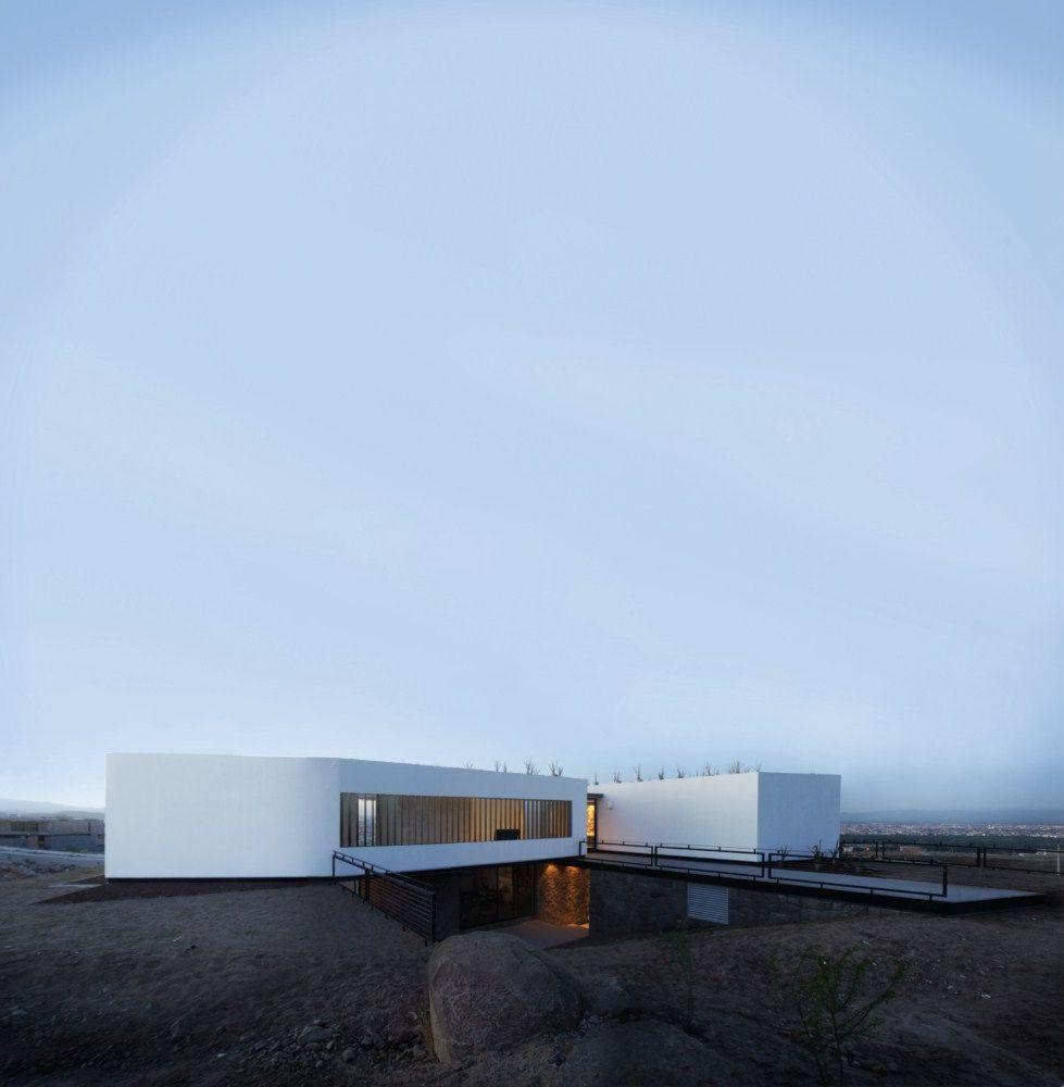 Acill Atem House / Broissin Architects #Mexico