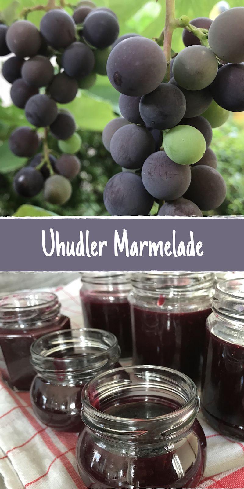 Uhudler Marmelade