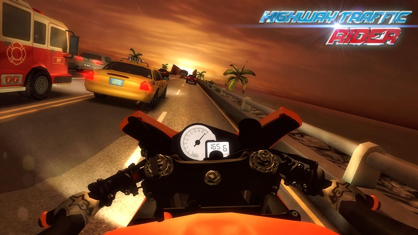 Highway Traffic Rider Full Apk Games Free Download Highway
