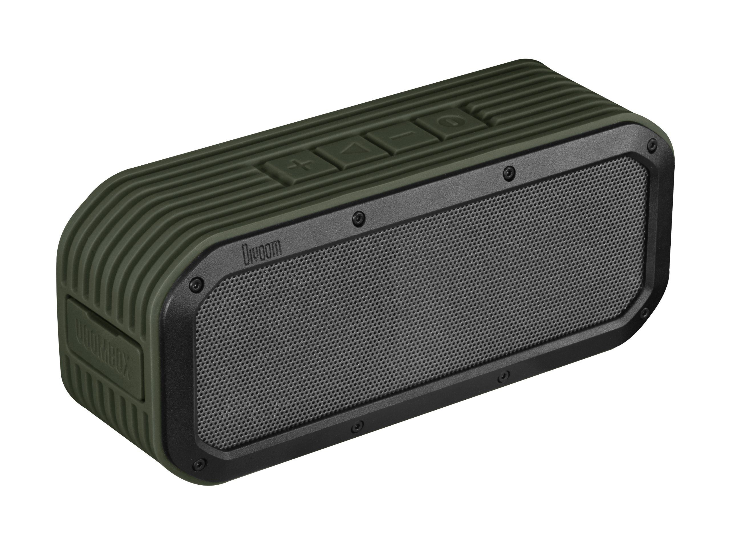 divoom voombox outdoor wireless bluetooth speaker green green