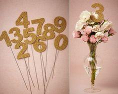 Detalles originales para la decoración de tu boda #boda #detalles