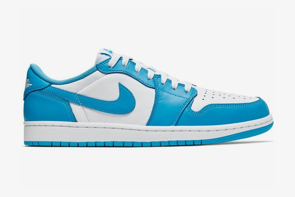 "cheap for discount detailing super quality Secure the Nike SB ""UNC"" Air Jordan 1 Low at StockX ..."