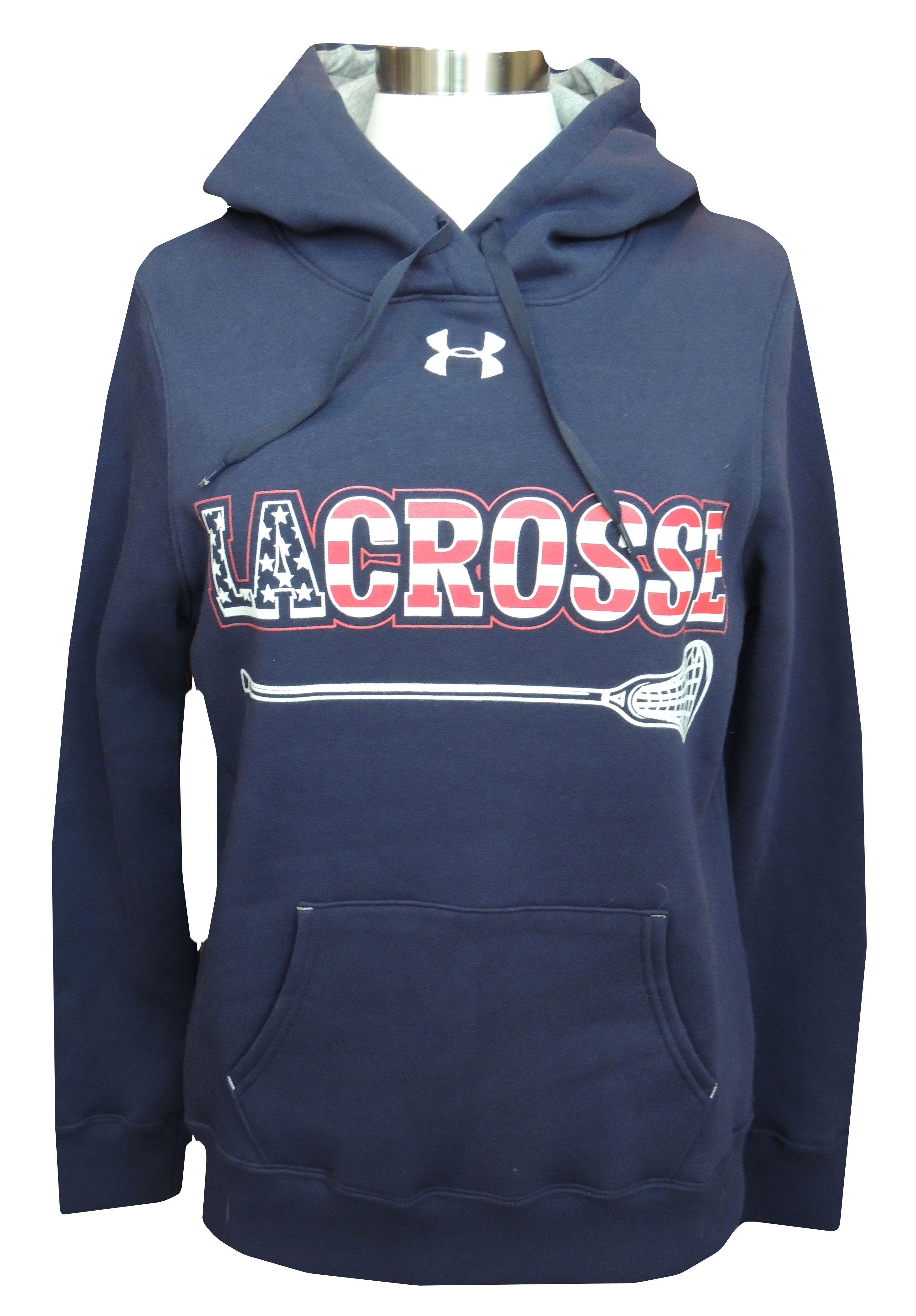 Usa Lax Ua Rival Fleece Hoodie Sportabella Lacrosse Sweatshirt Lacrosse Coach Hoodies [ 4208 x 2928 Pixel ]